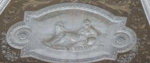 Parma Palazzo del comune torrente Parma