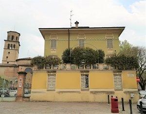 Villino Liberty a Parma
