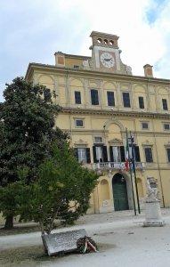 seconda guerra mondiale a Parma Palazzo del Giardino