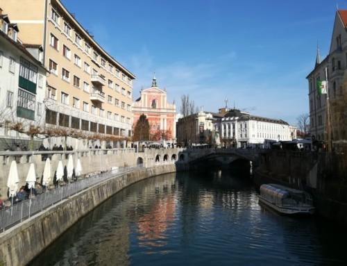 Lubiana e Parma, due città da conoscere
