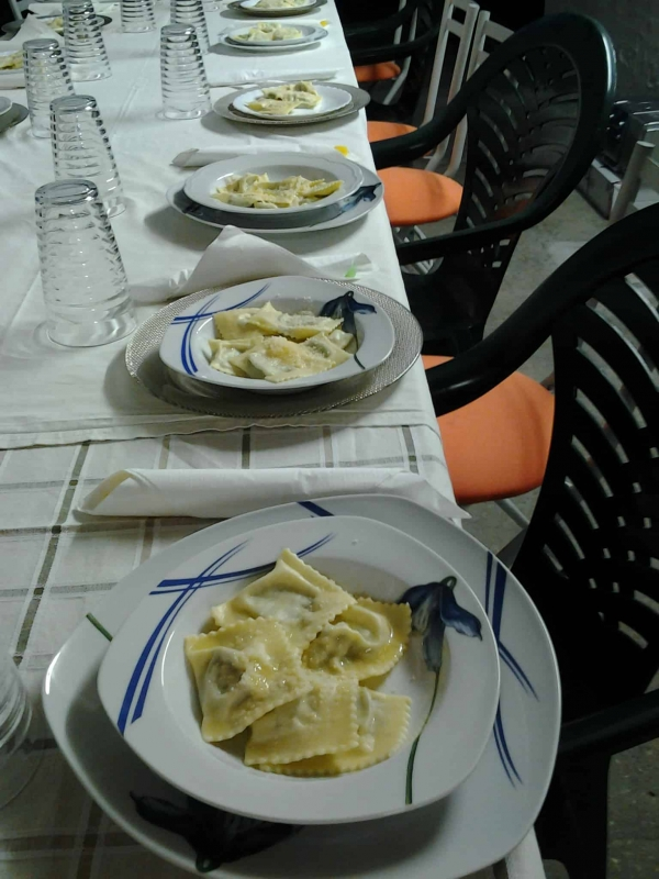 Saint John's Eve in Parma: tortelli and magic dewdrops