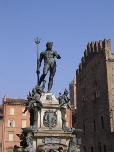 Bologna Nettuno e palazzo di re Enzo