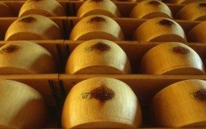 Parmigiano Reggiano – a unique cheese