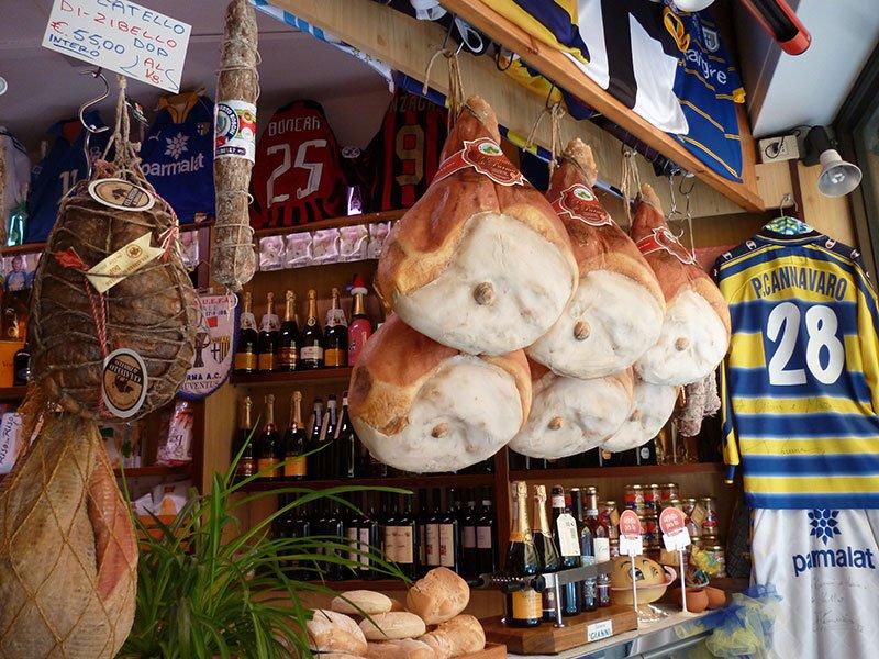 Itinerari gastronomici Parma