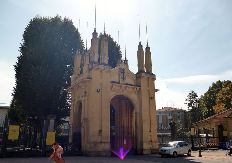 Stadio Ennio Tardini guida Parma