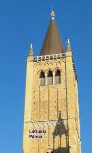 Cattedrale Parma campanile