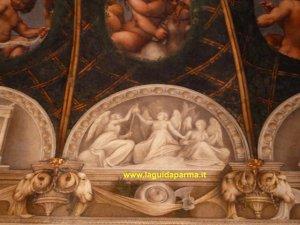 Camera San Paolo Parma Fates