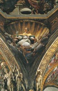 Parma Cattedrale Correggio S. Ilario