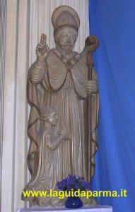 Parma S. Ilario oratorio Oltretorrente