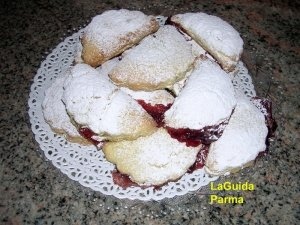 Carnevale a Parma tortelli dolci