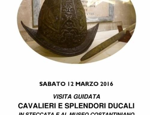 Visita guidata in Steccata e Museo Costantiniano