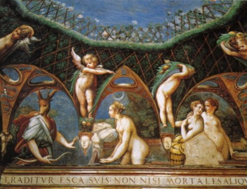Parmigianino's fresco in Fontanellato: a hidden gem