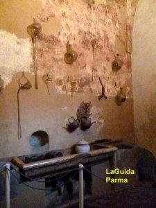Spezieria Parma sala del pozzo