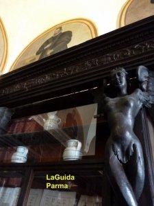 Spezieria Parma sala delle sirene