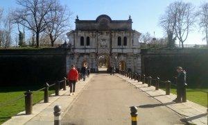 Cittadella di Parma ingresso principale