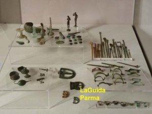 Museo Archeologico Parma reperti da Veleia LaguidaParma copia