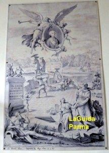 don Filippo duca di Parma e Veleia LaguidaParma