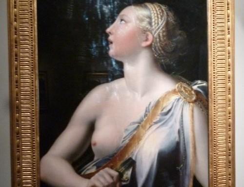 Visite guidate alla mostra Lucrezia romana Galleria Nazionale Parma