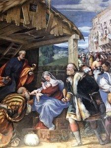 Corteo dei Magi del Pordenone a Piacenza