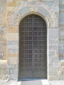 Portale laterale sud