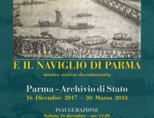 Visita guidata alla mostra La navigazione sul Po e il Naviglio di Parma