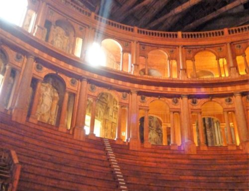 The Teatro Farnese in Parma: a tale of ambition