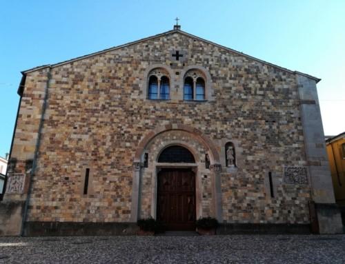 La pieve di Fornovo tra pellegrini e diavoli