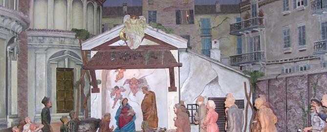 Presepe di Padre Lino da Parma
