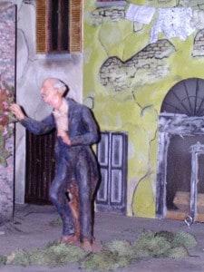Presepe di Padre Lino da Parma Toscanini