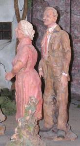 Presepe di Padre Lino da Parma coniugi Barilla
