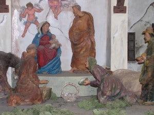 Padre Lino da Parma e la Sacra Famiglia