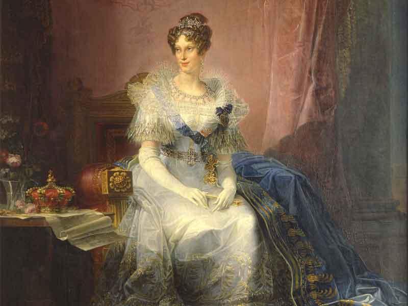 maria luigia d austria duchessa d austria