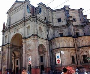Chiesa Annunziata Parma