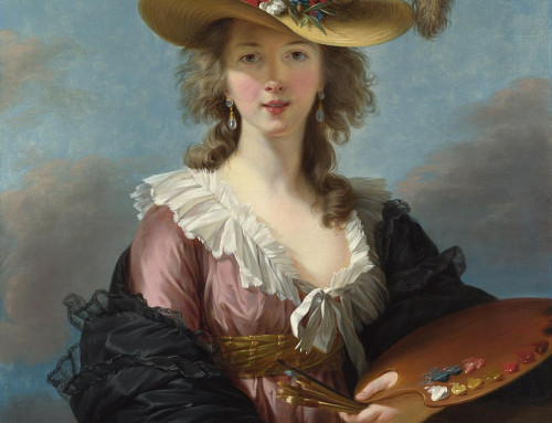 Élisabeth Vigée Le Brun: la pittrice della regina Maria Antonietta a Parma